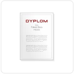 Dyplomy / Certyfikaty